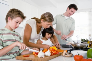Family-Cooking