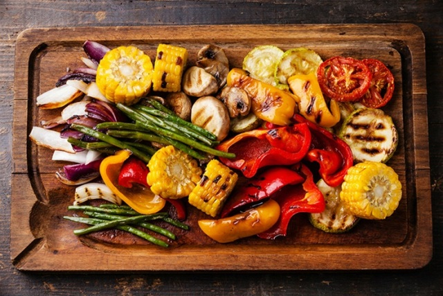 Grilled Fruits Heart Healthy Grilling and BBQ Tips
